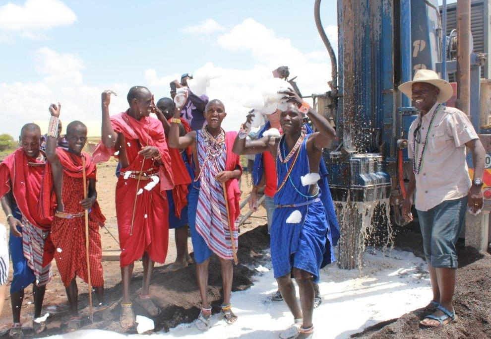 Community Projects in Kenya - Water for Life