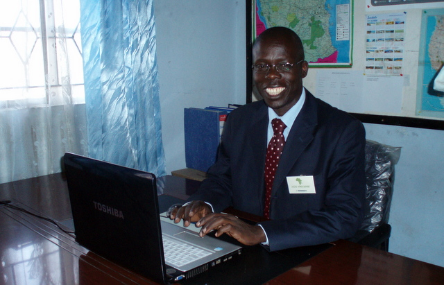 Kennedy O. Wanyama - Operations Director